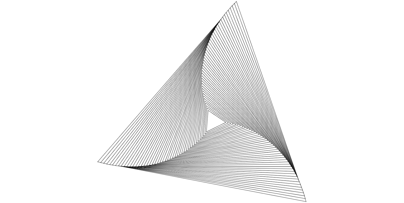 Concentric Polygon